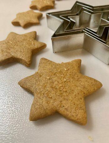 עוגיות כוסמין מתובלות