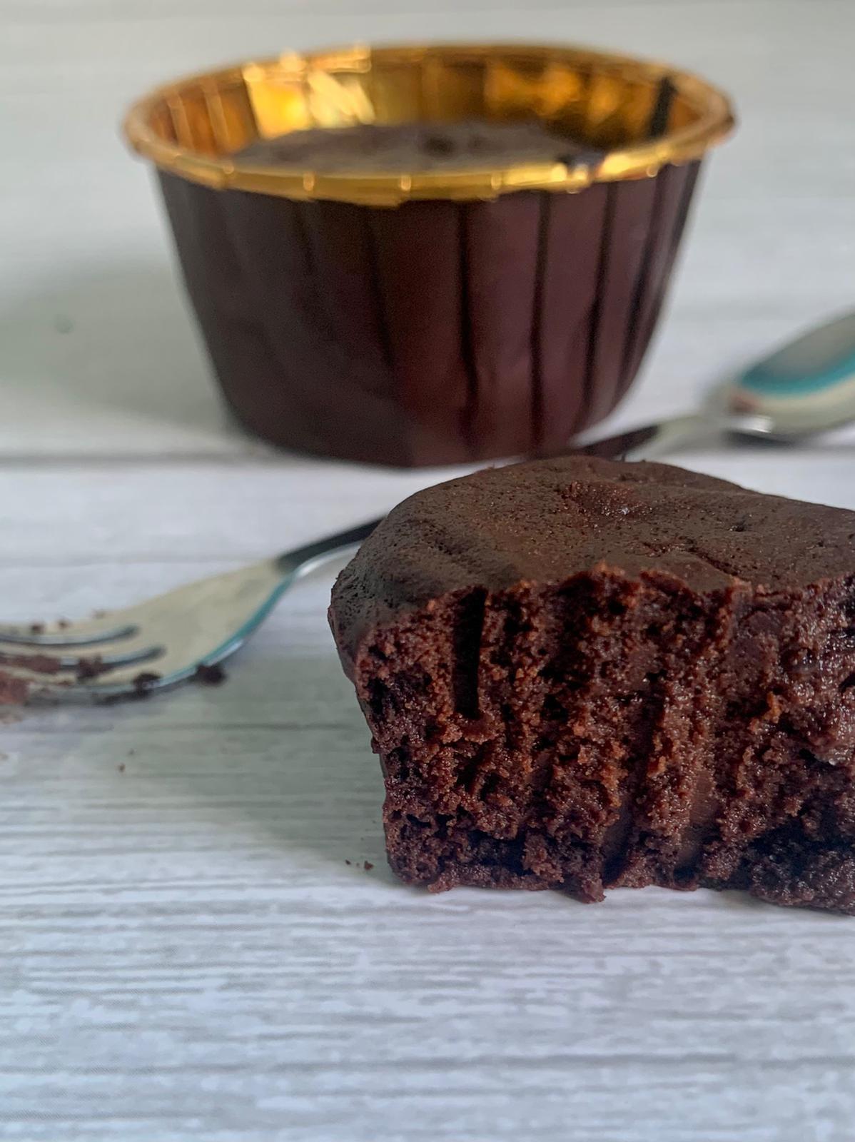 סופלה שוקולד ללא פחמימות קטוגני