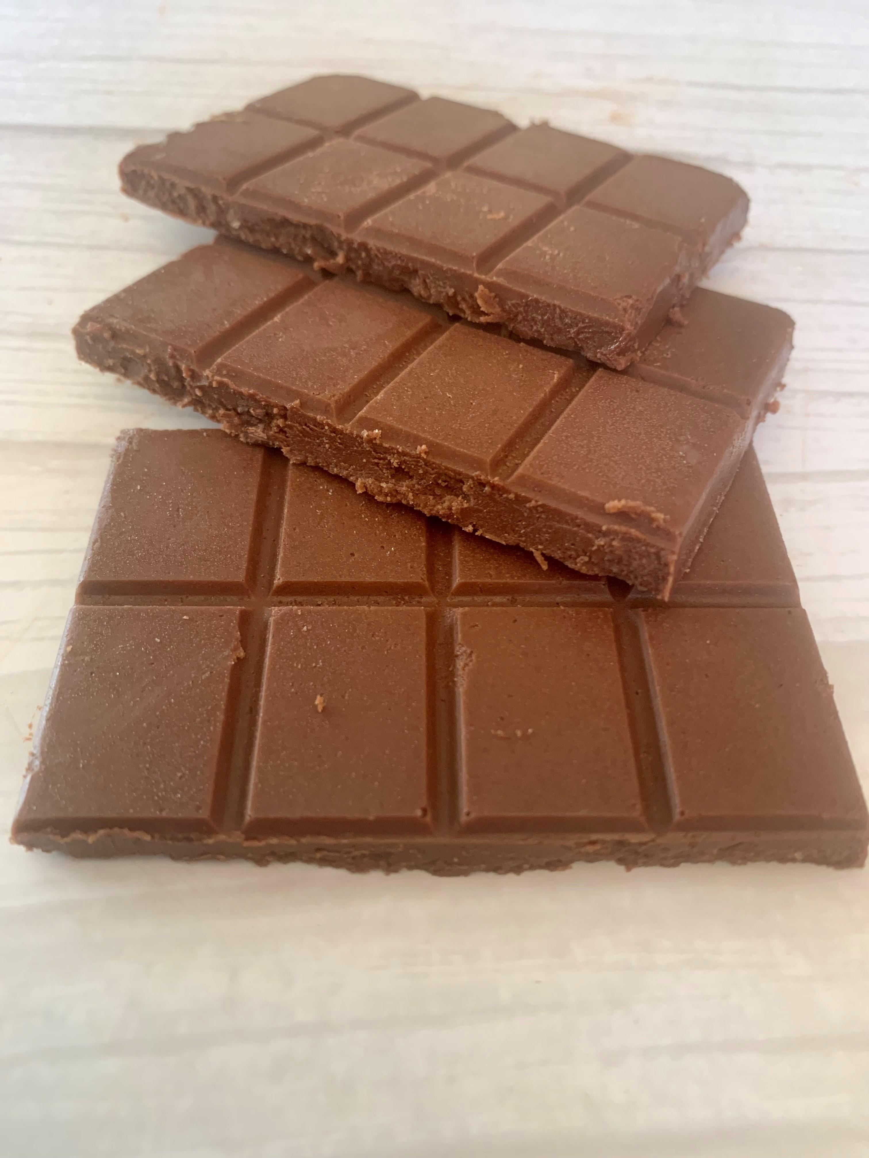 שוקולד חלב ללא סוכר
